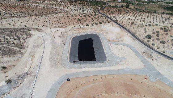 TURKEY Nizip Solid Waste Landfill 1st Stage Rehab & 2nd Stage Construction