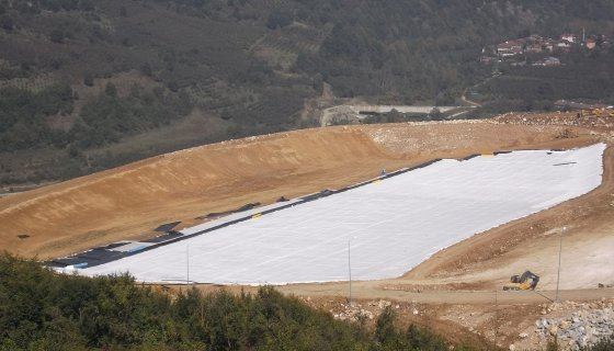 TURKEY Düzce Solid Waste Landfill and Transfer Station (1st stage)